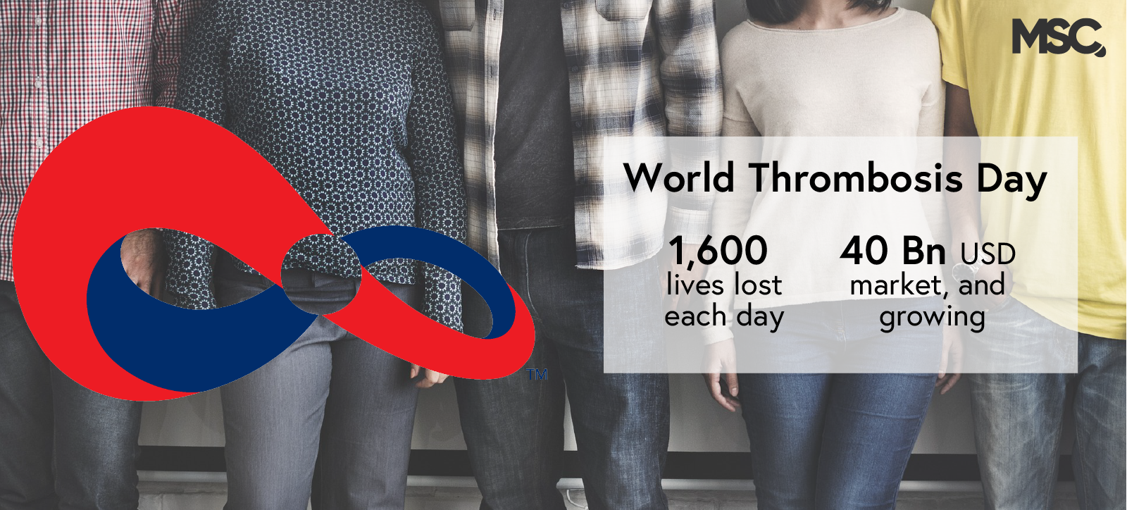 World Thrombosis Day: Taking 1,600 lives daily and increasing